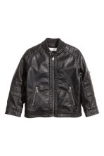 Giubbotto da biker - Nero -  | H&M IT 2